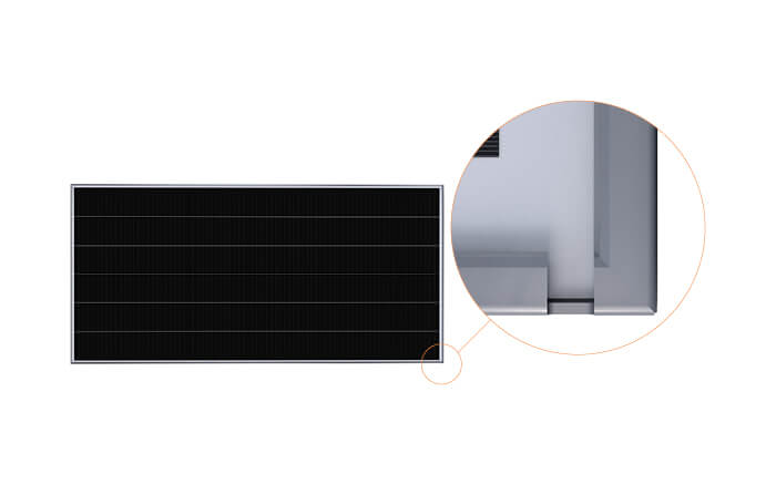 Commercial Performance 3 Panel Drainage Notch