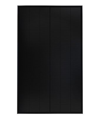 Performance Solar Panel Resi Black