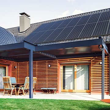 Harmoniously Solar Panels