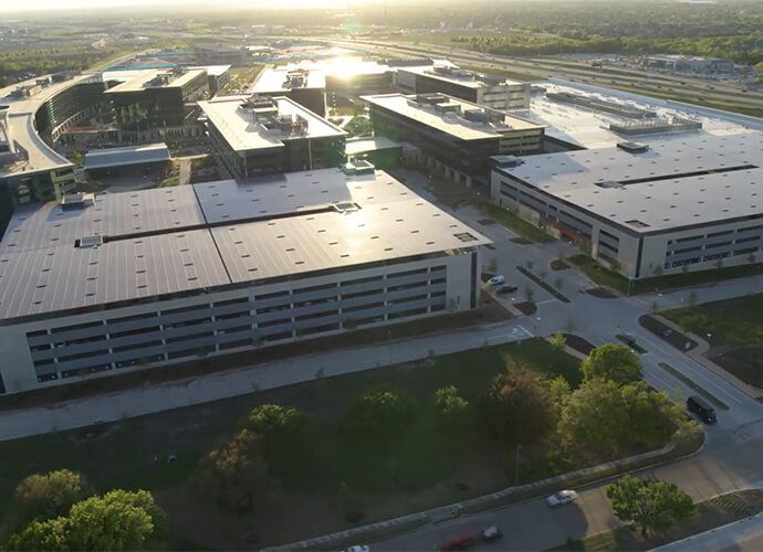Solar Technology Toyota HQ
