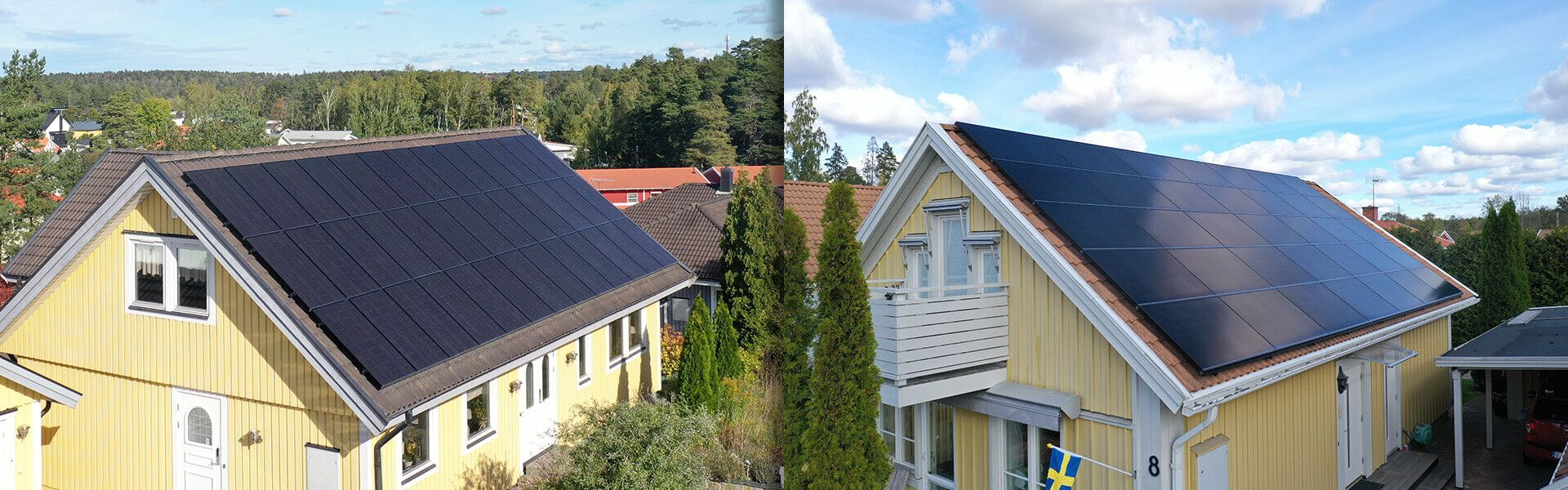 Conventional vs. Maxeon Solar Panels Social Sweden Comparison
