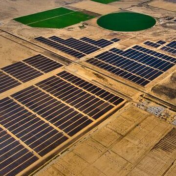 Power Solar Power Plant Solar Star
