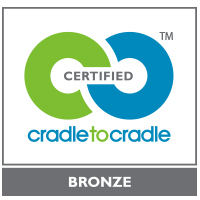 Cradle to Cradle Certified™ niveau bronze