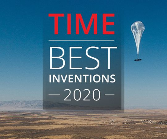 The solar pioneer Loon has been named for the second year one of the Best Inventions of the Year by TIME Magazine