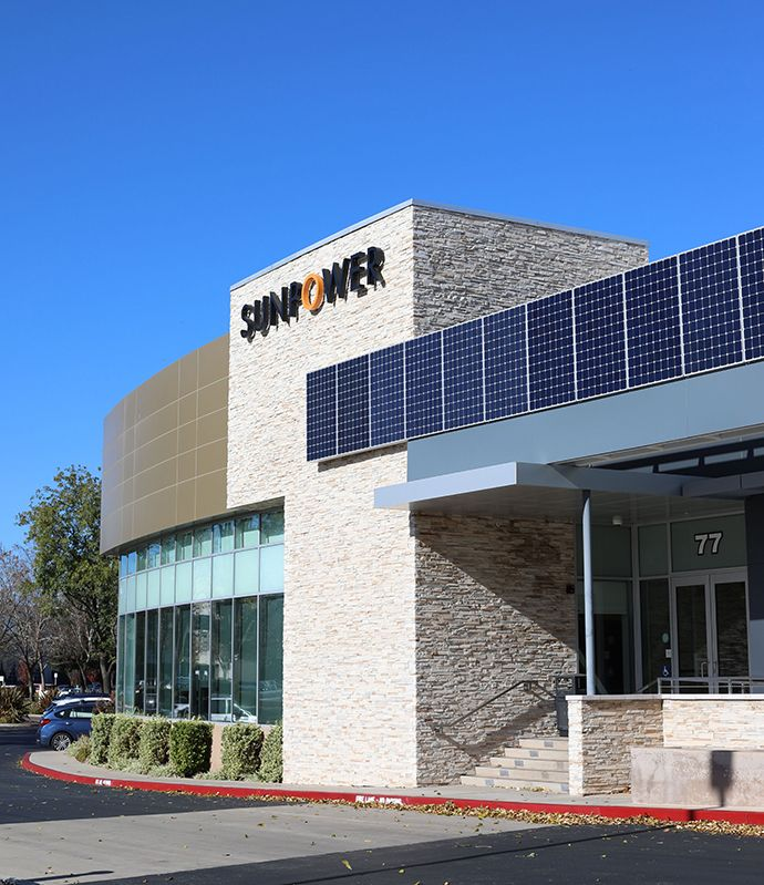 SunPower headquarters in San Jose, CA
