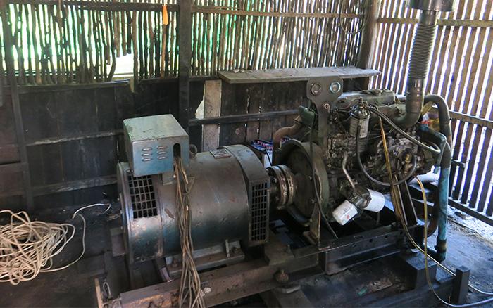 Myanmar Diesel Generator