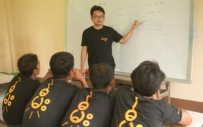 Myanmar Solar Technicians