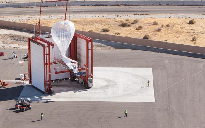 Launch of the Loon Balloon in Kenya
