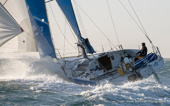 Maxeon Solar Cells Power Critical Functions on Racing Boat