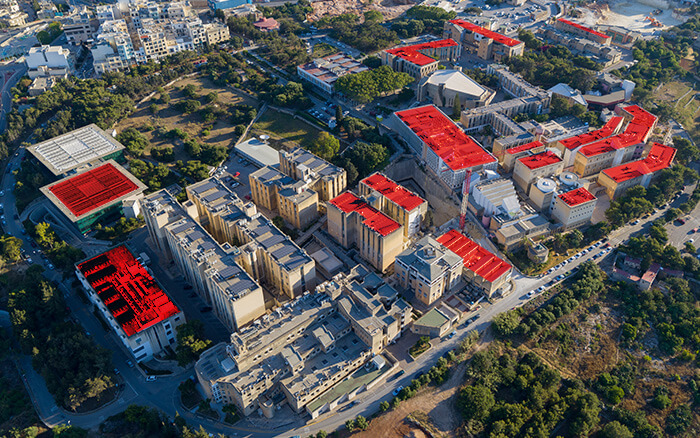 SunPower Solar Panels at the University of Malta