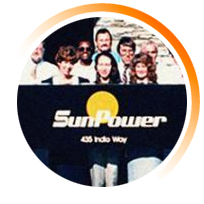 SunPower is officially incorporated