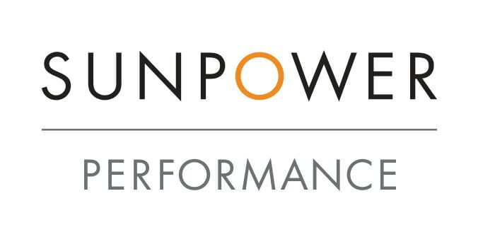 SunPower Performance Solar Panel Logo