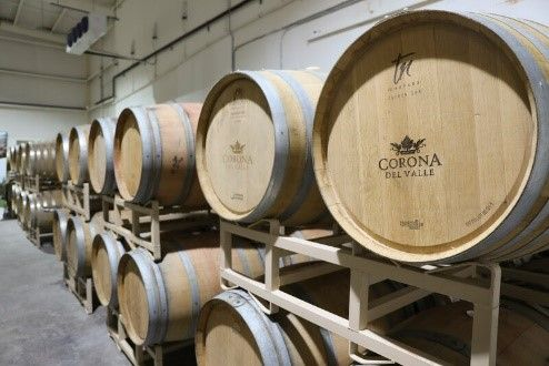Solar Panels for Corona del Valle Winery Teaser Image