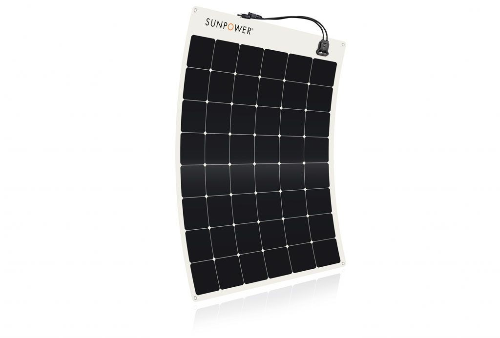 150W Flexible Solar Panel Charging Kit Marine Caravan Charger Controller Cable