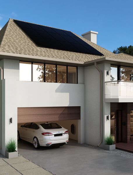 SunPower Performance Panels on an Australian home