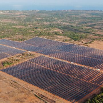 Solar Power Plant Hong Phong