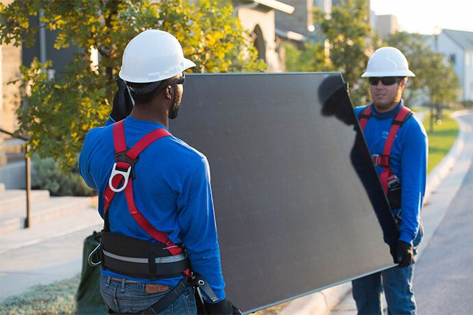 Installers of Solar Panels for Home