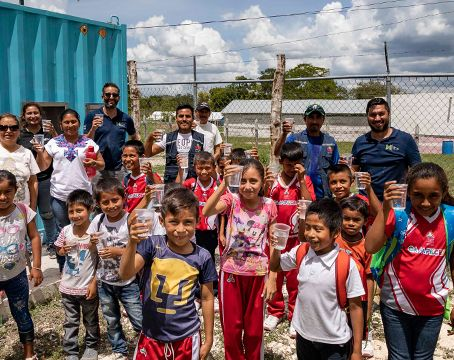 Clean water for indigenous communities in Mexico